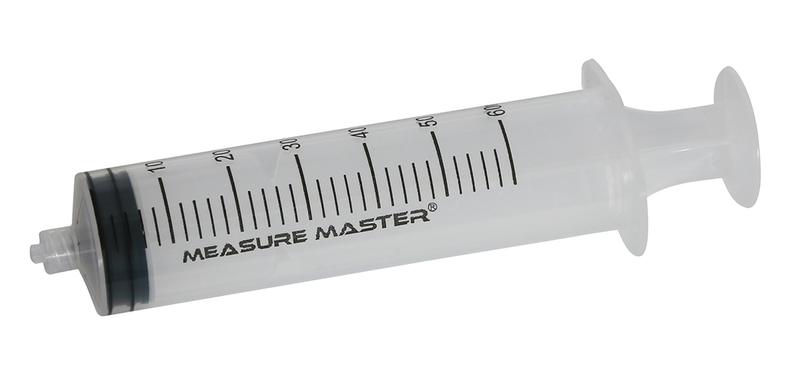 Measure Master: Syringe-60 ml/cc