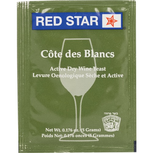 Red Star: Cote des Blancs-5 g