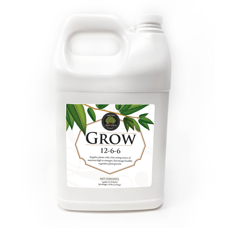 Age Old Nutrients Grow Fertilizer