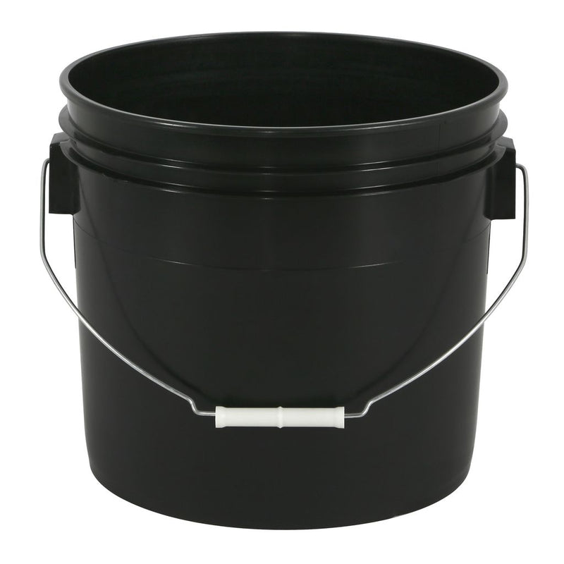 Black Bucket - 3.5 gallon