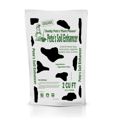 Daddy Pete's Soil Enhancer - 2 cu ft