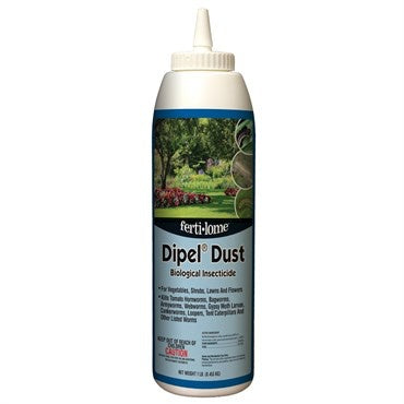 Dipel Dust- Biological Insecticide