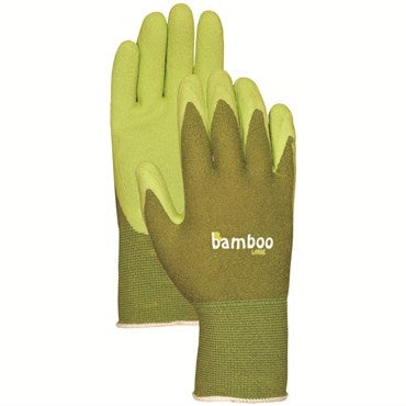 Bamboo Rubber Gloves