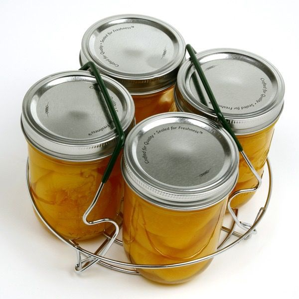 Small Canning Jar Rack