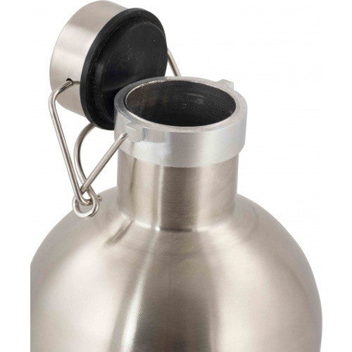 Stainless Steel Double Walled Growler - 2 Liter