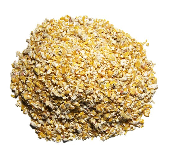 New Country Organic Cracked Corn Feed - 50 lb