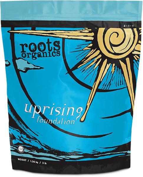 Roots Organics Uprising Foundation - 3 lb