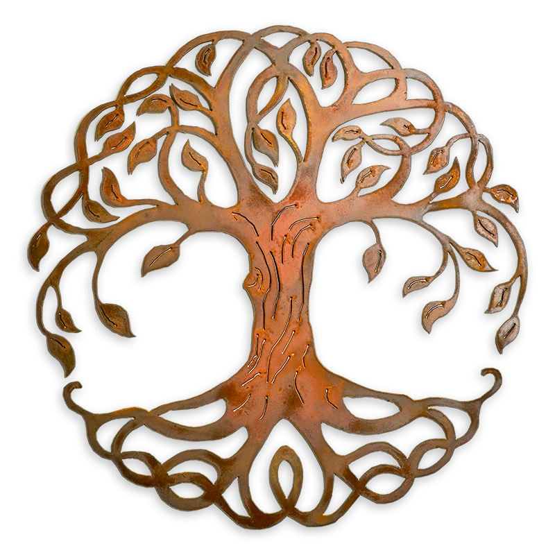 Root Tree of Life Wall Art