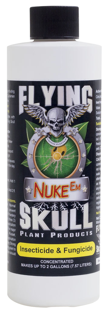 Flying Skull Nuke 'Em Organic Pesticide