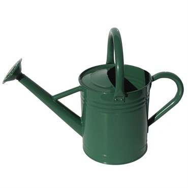 Gardener Select: Watering Can-Hunter Green-7 ltr
