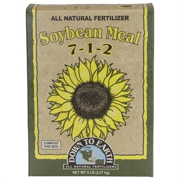Down to Earth Organic Soybean Meal - 5 lb
