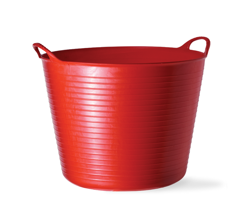 Red Gorilla Tub: Large-10.5 gal/38 ltr