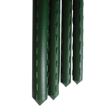 Vinyl Coated Steel Stakes