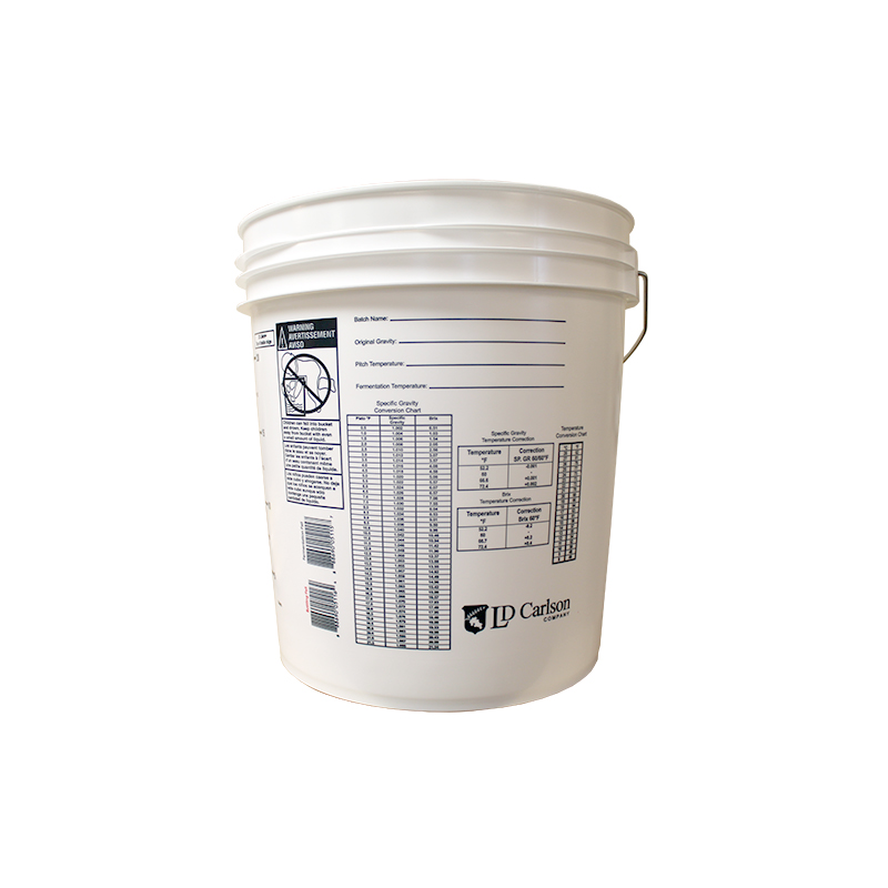 Beer and Wine Fermenting Bucket-7.9 gal