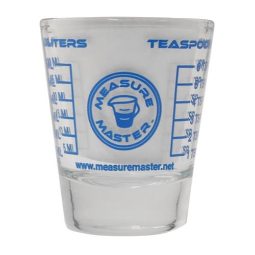 Shot Glass Measuring Cup-1 oz-single