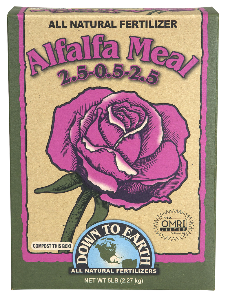 Down to Earth Organic Alfalfa Meal - 5 lb