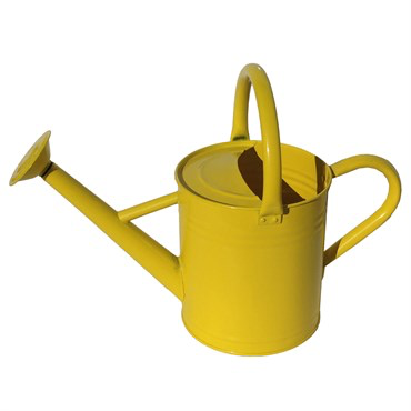 Gardener Select: Watering Can-Lemon-3.5 ltr