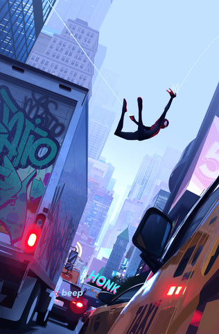 Miles Morales: Spider-Man No. 7