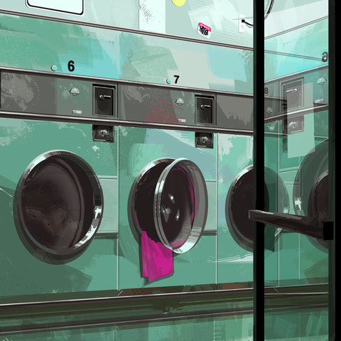 Laundromat | San Francisco
