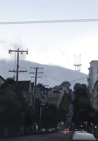 Sutro Tower | San Francisco