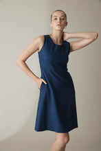 Load image into Gallery viewer, WILHELMINA WOOL DRESS