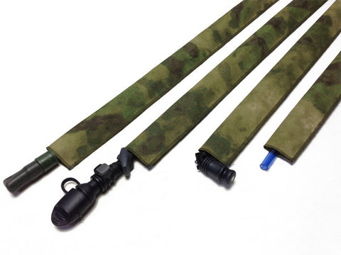 Kryptek Highlander Cordura Hydration Pack Drink Tube Cover