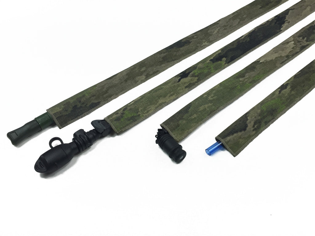 A-TACS iX Cordura Hydration Pack Drink Tube Cover - HydrationTubeCovers.com