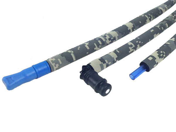 ACU Digital Insulated Neoprene Drink Tube Hose Cover - HydrationTubeCovers.com