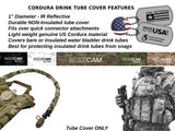 Multicam Cordura Hydration Pack Drink Tube Cover