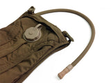 Coyote Brown Insulated Neoprene Drink Tube Hose  Cover - HydrationTubeCovers.com