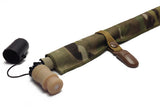 Coyote Tan - Brown Hydration Pack Drink Tube Lanyard Clip - HydrationTubeCovers.com