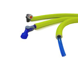 Fluorescent Yellow Hydration Pack Drink Tube Insulator Cover Sleeve