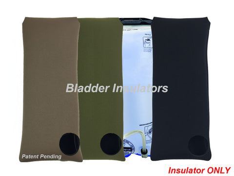 Bladder Insulation for Platypus Water Bladder Reservoir