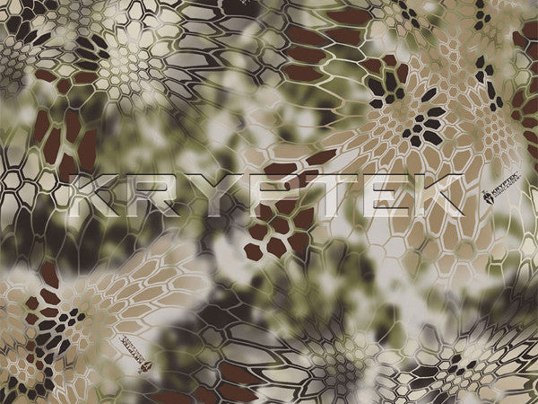 Kryptek Highlander Pattern