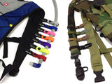 Hydration Pack Lanyard Clips - HydrationTubeCovers.com