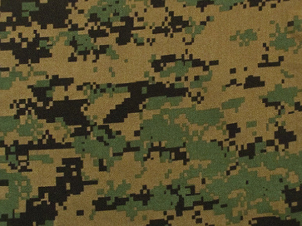 MARPAT Woodland Digital Pattern