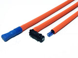 Blaze Orange Insulated Neoprene Drink Tube Hose Cover - HydrationTubeCovers.com