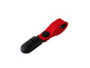 Red Hydration Pack Drink Tube Lanyard Clip