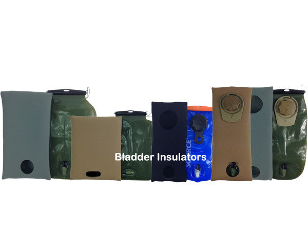 Bladder Insulation for Source Water Bladder Reservoir - HydrationTubeCovers.com
