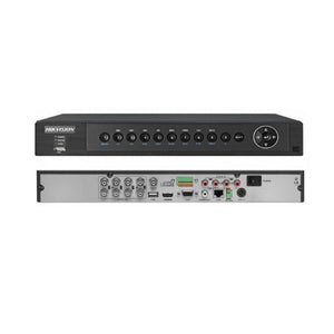 DVR 8 CANALES 3MPX- HIKVISION