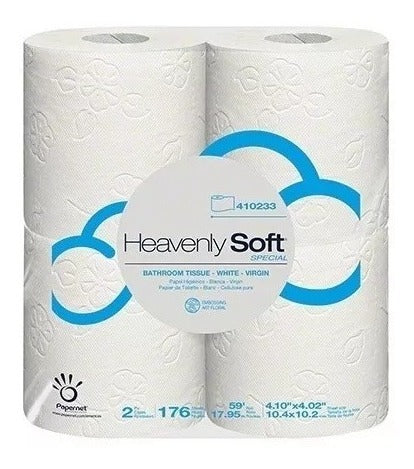 PAPEL HIGIÉNICO HEAVENLY SOFT