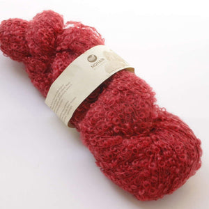 Mohair Boucle by Canard 1017 Rododendron