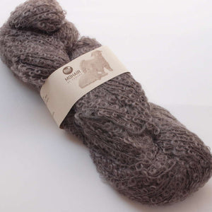 Mohair Boucle by Canard 1007 Taupe
