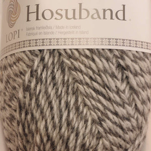 Istex Hosuband 0224 Grey/White