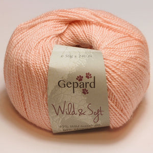 Wild & Soft, Gepard Garn 412 Light Red