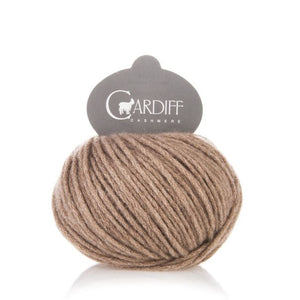 Cardiff Cashmere Large 511 brown