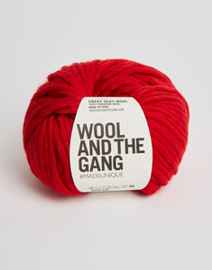 WOOL AND THE GANG, Crazy Sexy Wool