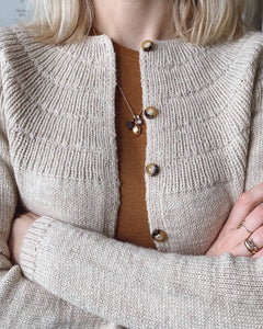 Anker's Cardigan - My Size by PetiteKnit