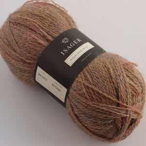 Isager Highland Wool, Stone