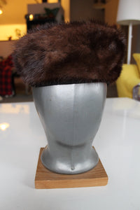 Vintage Mink Cossack Hat by Marche'